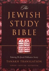 The Jewish Study Bible: Featuring The Jewish   Publications Society Tanakh Translation
