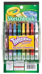 Twistables ® Mini Twist 'n Sketch Set