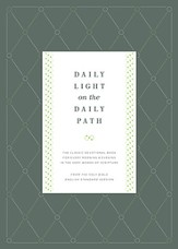 ESV Daily Light on the Daily Path