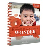 Passport to Adventure: English as Foreign Language Wonder B Teacher's Edition (Ages 4-5)