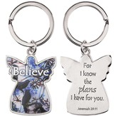 Angel, Believe Keyring