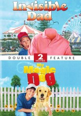 Invisible Dad/My Magic Dog, Double Feature DVD