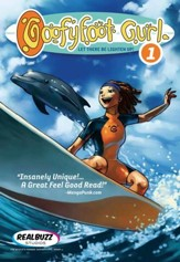 Let There Be Lighten Up! (1): Goofyfoot Gurl #1 - eBook
