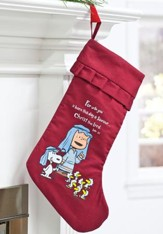 Peanuts ® Christmas Stocking