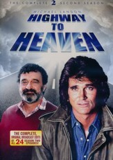 Highway to Heaven: Season 2, DVD