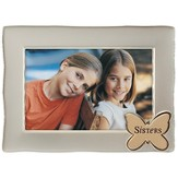 Sisters Photo Frame, Butterfly