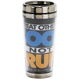Cool Not Cruel Travel Mug