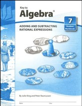 Key To Algebra, Book #7  - Slightly Imperfect