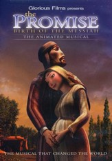 The Promise Birth of the Messiah: The Animated Musical, DVD  - Slightly Imperfect