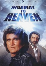 Highway to Heaven: Season 3, DVD