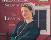 #3: The Lesson: A Novel Unabridged Audiobook on CD
