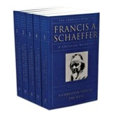 The Complete Works of Francis Schaeffer,  5 Volumes