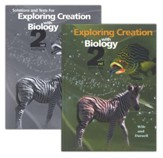 Apologia Exploring Creation with Biology, 2 Volumes, 2nd Edition