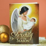 Serenity Of the Season Christmas Cards, Package of 25