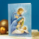 Holy Family Christmas Cards, Package of 25