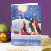 Three Kings Christmas Cards, Package of 25