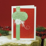 Grace to You and Peace From God Christmas Cards, Package of 25
