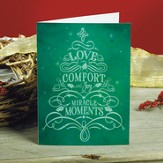 Love Comfort Tree Christmas Cards, Package of 25