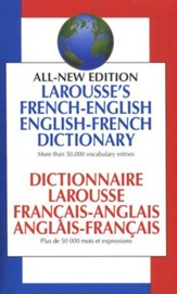 Larousse's French-English Dictionary
