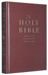 ESV Value Pew Bible Burgundy