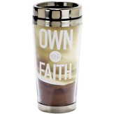 Own Your Faith Travel Mug