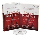 Love & Respect: CBD edition with DVD and Workbook Kit