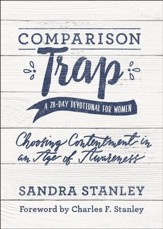 Comparison Trap Devotional: Choosing Contentment in an Age of Awareness