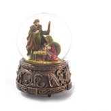 Holy Family, Scroll, Water Globe