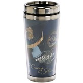Police, A Caring Heart, Travel Mug