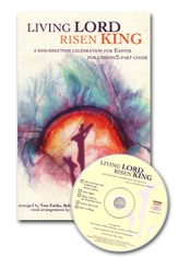 Living Lord, Risen King (CD Preview Pack)