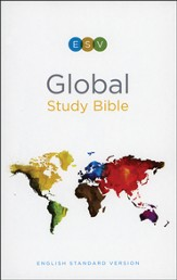ESV Global Study Bible Softcover