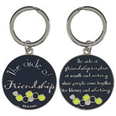 Circle of Friendship Keyring
