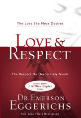 Love & Respect: The Love She Most Desires; The Respect He Desperately Needs - eBook