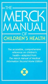 The Merck Manual of Children's Health