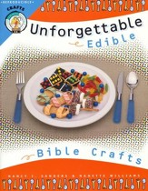 Unforgettable Edible Bible Crafts and Activities