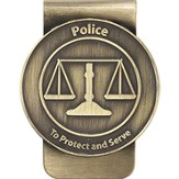 Police, A Caring Heart, Money Clip