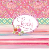 2015 Lovely, Dena Wall Calendar