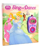 Disney Princess: Sing & Dance - Book with Digital Music Player
