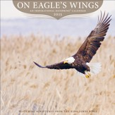 2015 On Eagle's Wings Wall Calendar