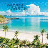 2015 Waves Of Peace Wall Calendar