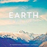 2015 Earth is the Lord Wall Calendar