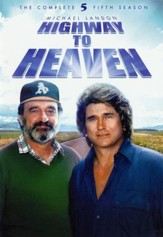 Highway to Heaven: Season 5, 3-DVD Set