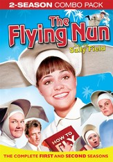 The Flying Nun, 2-Season Combo Pack
