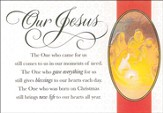 Our Jesus Cards, Box of 18