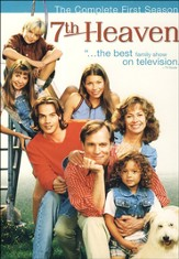 7th Heaven, Season 1 DVD Set  - Slightly Imperfect