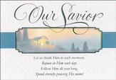 Our Savior Cards, Box of 18
