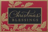 Christmas Blessings Cards, Box of 18