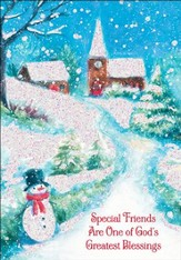Special Friends Are One Of God's Greatest Blessings Cards, Box of 18