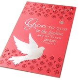 Dove, Glory To God Cards, Box of 18