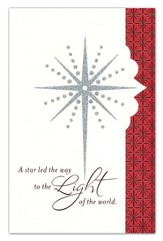 A Star Led the Way Cards, Box of 18